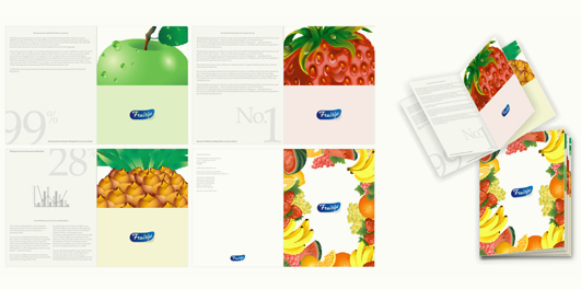 8-Page Bi-fold Brochure, Booklet design.